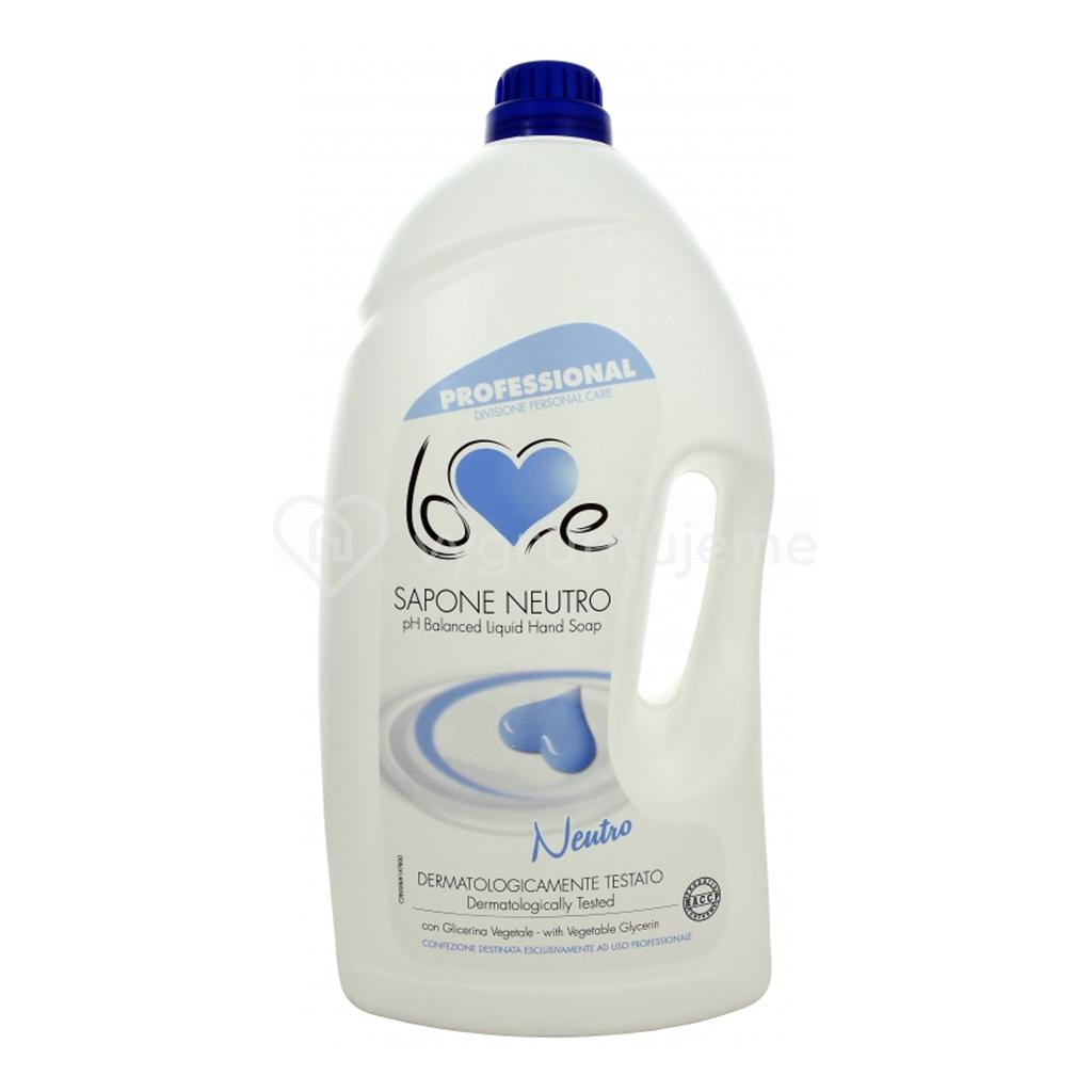 mýdlo LOVE 5 l
