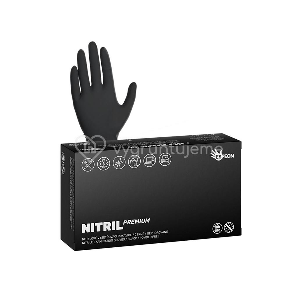 nitril premium cerne
